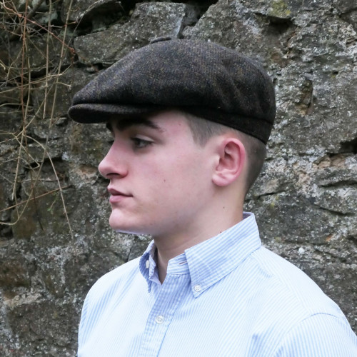 Harris Tweed Baseball Caps